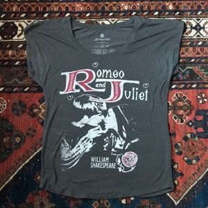 90s romeo and Juliet top!